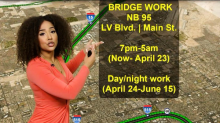 Las Vegas Traffic Reporter Shares Racist Letter About Her Natural Hair