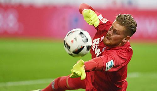 Bundesliga: Offiziell: Torwart Horn verlängert bis 2022 beim 1. FC Köln