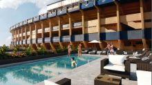 Construyen un edificio de departamentos con amenities pegado a La Bombonera