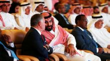 Saudi crown prince proclaims investment conference despite boycott