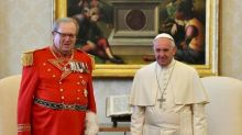 Knights of Malta draw battle lines after clash with pope