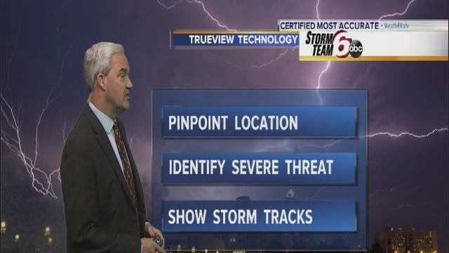 Kevin Gregory's late-morning severe weather update