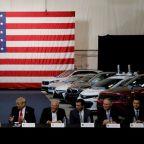U.S. auto import probe fans tariff fears, riles Asia, Europe carmakers