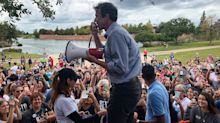 In Texas, Beto and Cruz take the fight to the border