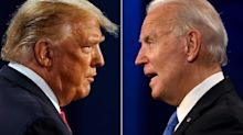 Joe Biden edges into poll lead in pivotal state of Texas