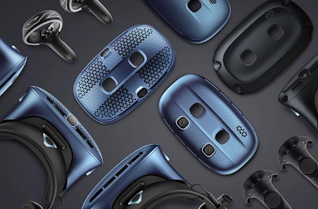 HTC's expanded Vive Cosmos family may help lure more VR users