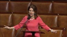 Rep. Michele Bachmann retiring, but says 'I'm not going to go home and put a sock in my mouth'