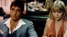 La audición de Michelle Pfeiffer para 'Cara cortada' que costó sangre ¡literal!