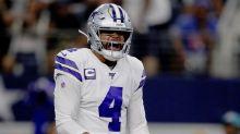 Dak Prescott leads Cowboys past Giants