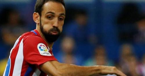 Foot - C1 - Atlético - Juanfran et Filipe Luis blessés contre Leicester