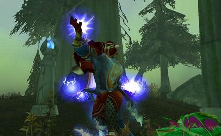 Totem Talk: So I'm levelling an enhancement shaman again...