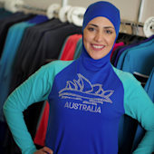 The story behind the 'burkini,' the swimwear for Muslim women that cities in France tried to ban