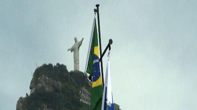 Police in Rio Secure Favela Ahead of Pope Visit