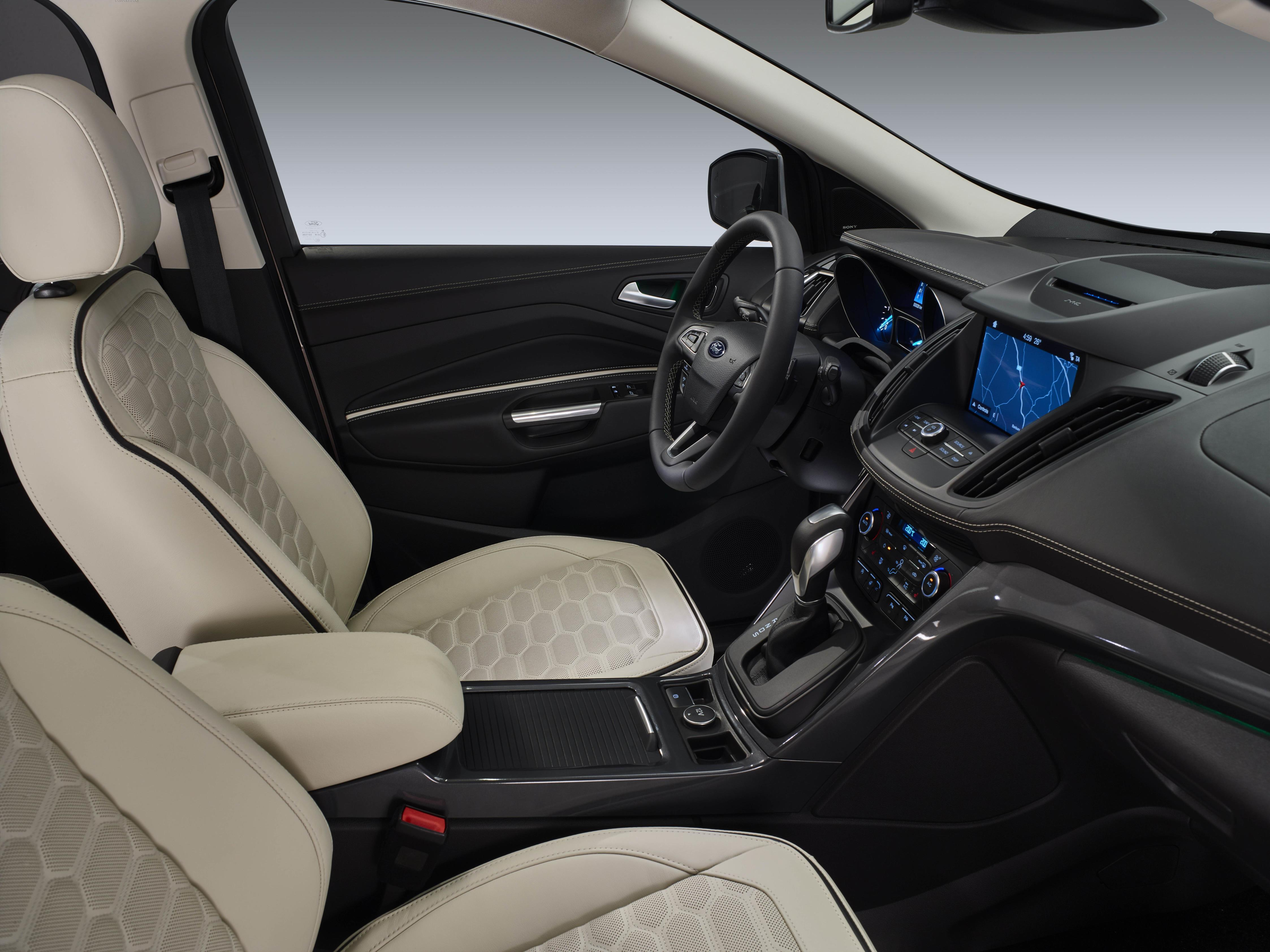 Ford Kuga Vignale >> The Ford Kuga Vignale Luxury For All