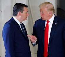 Trump will lead rally for Cruz, keeping hatchet buried