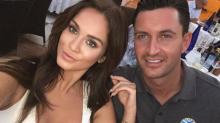 Vicky Pattison is engaged!