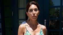 Farrah Abraham Walks Out of Jail Wearing a Beverly Hills Hotel-Inspired Outfit After Arrest