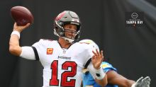 Tom Brady sets iconic NFL record with Buccaneers' Week 4 win vs. Chargers