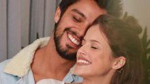 Agatha Moreira busca refúgio em Rodrigo Simas após cenas de Jô: 'Parceiro'