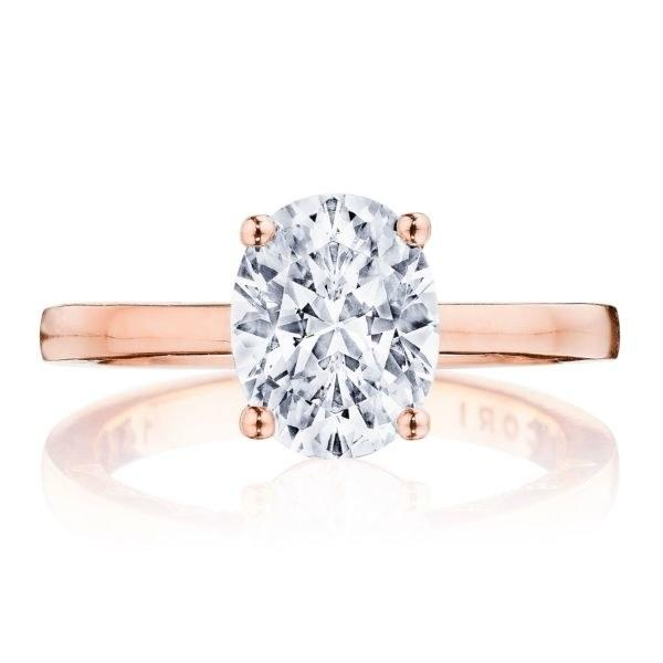 31 Stunning Oval Engagement Rings