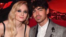 Sophie Turner and Joe Jonas Have Sansa's Throne in Their House