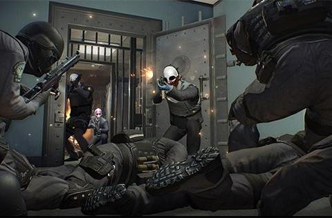 PSA: Payday 2 goes free on PlayStation Plus tomorrow