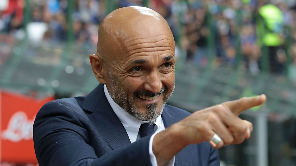 It's like playing against aliens - Inter's Spalletti hails Napoli players after draw