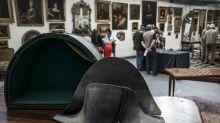 Un bicorne de Napoléon ramassé à Waterloo mis aux enchères