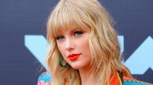Taylor Swift's album 'Lover' falls short of 1 million sales in opening week