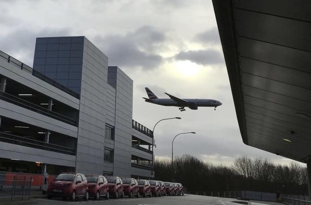 UK police release two people arrested over Gatwick airport drones