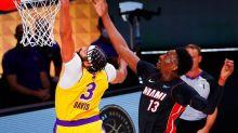 Davis-Show! Lakers führen Miami vor - drei Heat-Stars verletzt