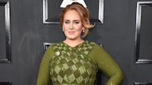 Adele Joins Crowd in Singing 'Lean on Me' During Tribute Marking Anniversary of Deadly Fire