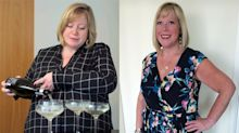Woman loses six stone in under a year after being body-shamed at her mother's funeral