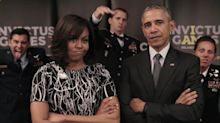 Game On! The Obamas Wage Friendly War Against Prince Harry