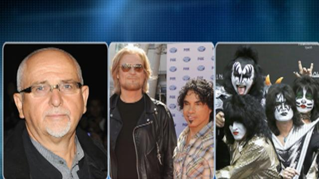 Rock and Roll Hall of Fame Class of 2014 Announced