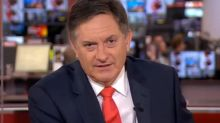 Simon McCoy: nine times everyone's favourite rogue newsreader lost all faith on live TV