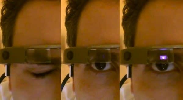 Google Glass-Update: Fotos machen mit einem Augenzwinkern (Video)