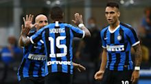 Inter 3-1 Torino: Second-half comeback spares Handanovic's blushes