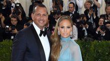 Alex Rodriguez es confundido por guardaespaldas de Jennifer Lopez