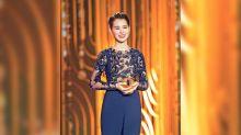 Myolie Wu wins Influential Star award in Shanghai