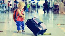 Flight attendant's top tips for travelling with kids