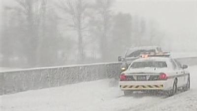 Pa. Turnpike Conditions Rough In Latest Snowstorm