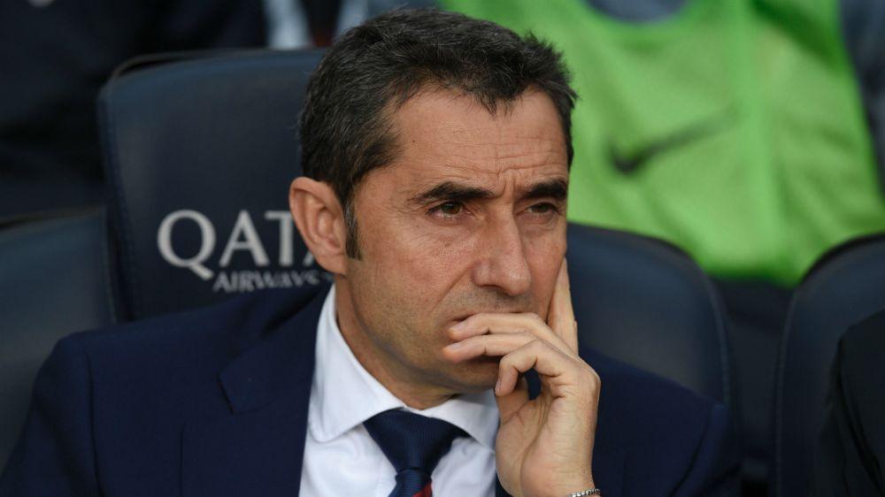 ¿Cómo jugará el Barcelona con Valverde?