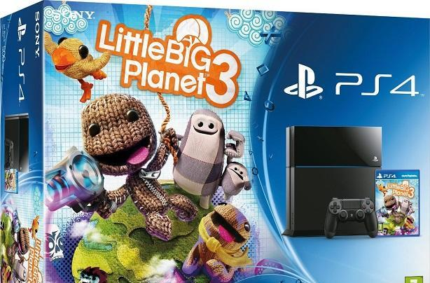 LittleBigPlanet 3 PS4 console bundle spotted on Amazon UK