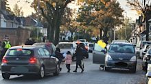 Police slam parent for parking outside school despite living 200m away