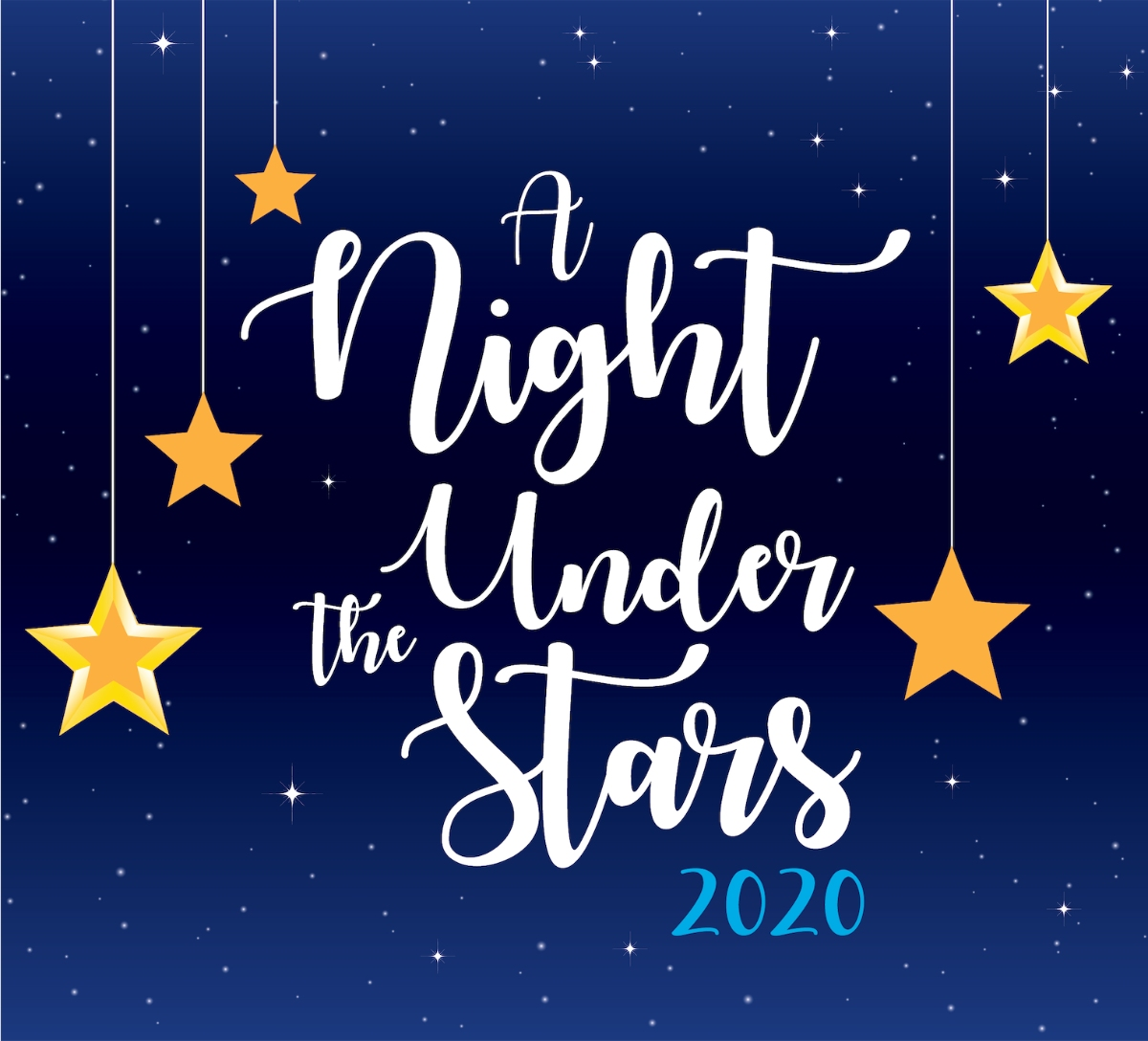 "Celebrate whenever! ""A Night Under The Stars"" is a non-event-at a non-day at a non-time, raising funds to support the kids of Lake Forest."