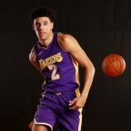 Lonzo Ball, Lakers Big Hope, Seems to Think He'll Go Down in NBA History