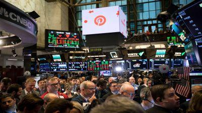 Cramer: The market's reaction to Pinterest's quarterly earnings is silly