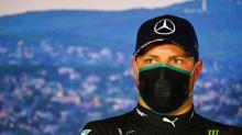 Valtteri Bottas retained by Mercedes for next F1 season
