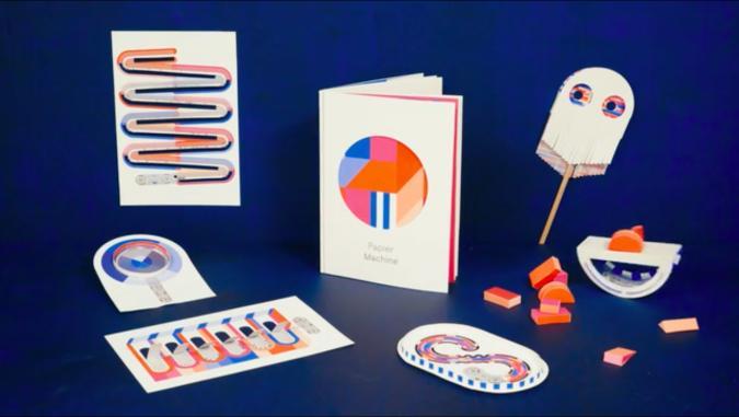 Papier Machine / Kickstarter